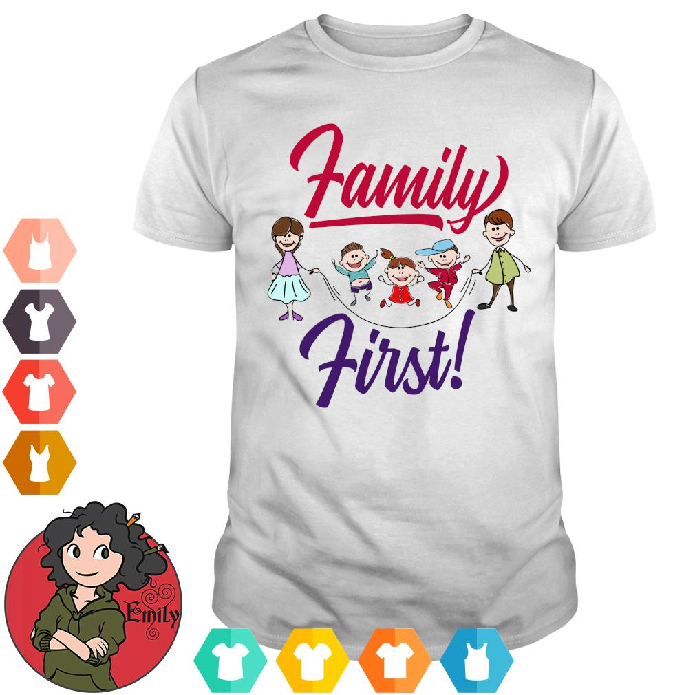 Children family first s Shirt